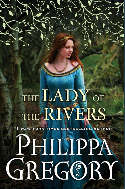 The Lady of the Rivers US Cover