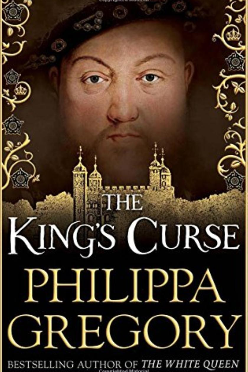 The King's Curse UK Cover
