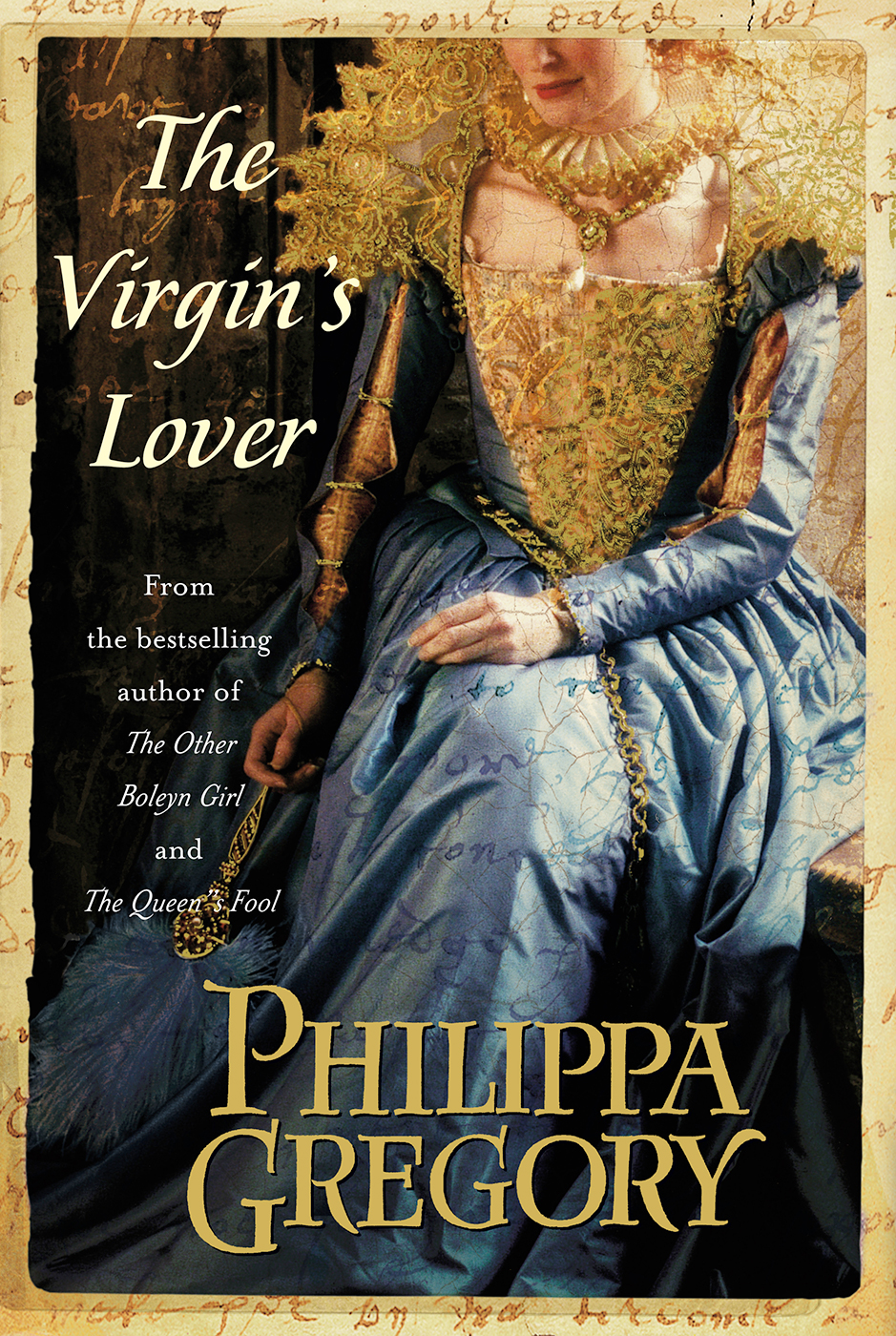 The Virgin's Lover US Cover