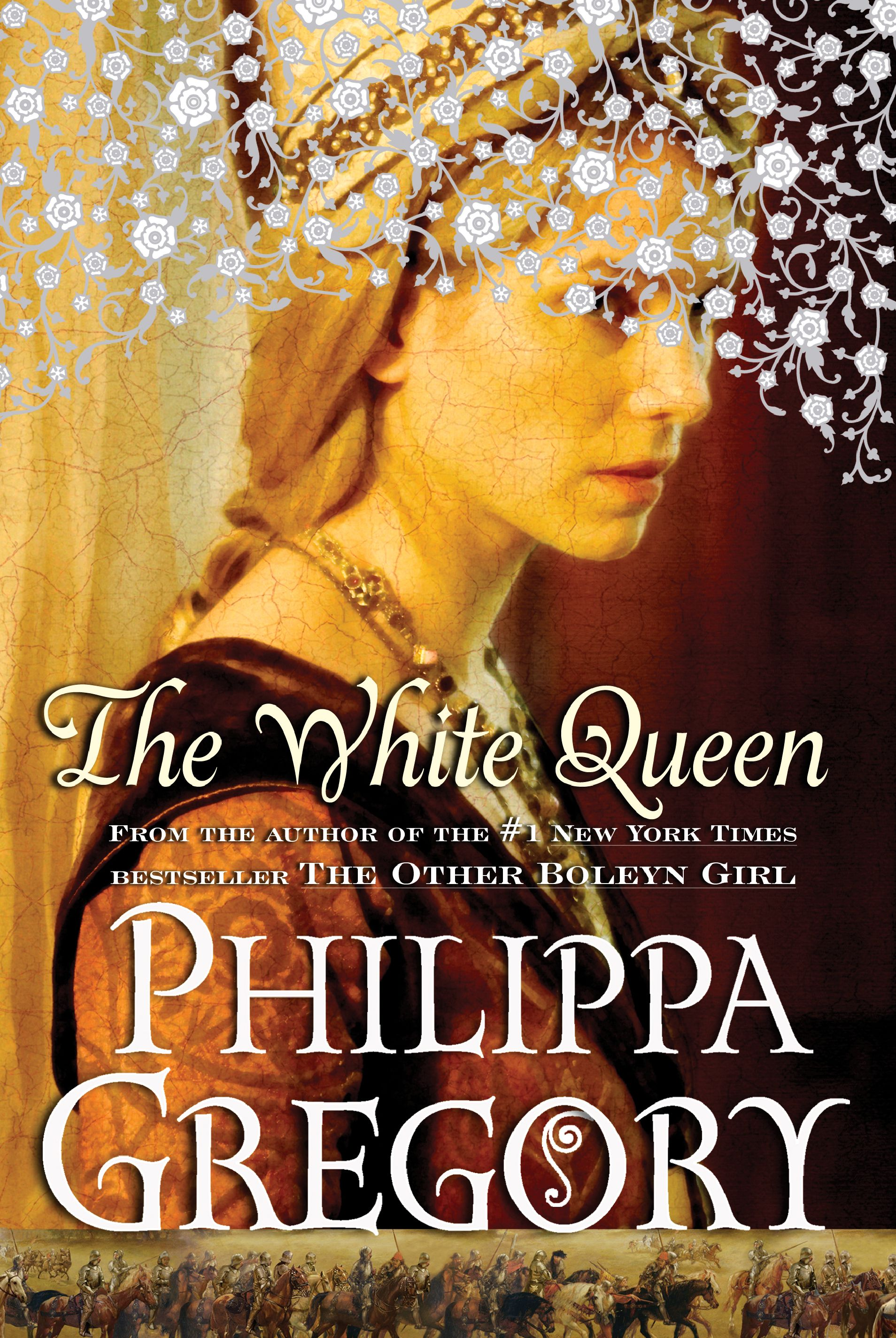 The White Queen US Cover