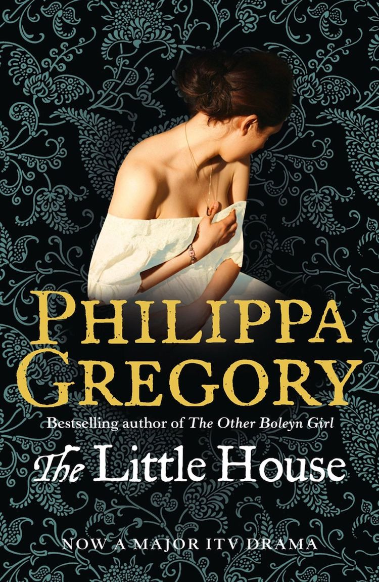 The Little House UK Cover