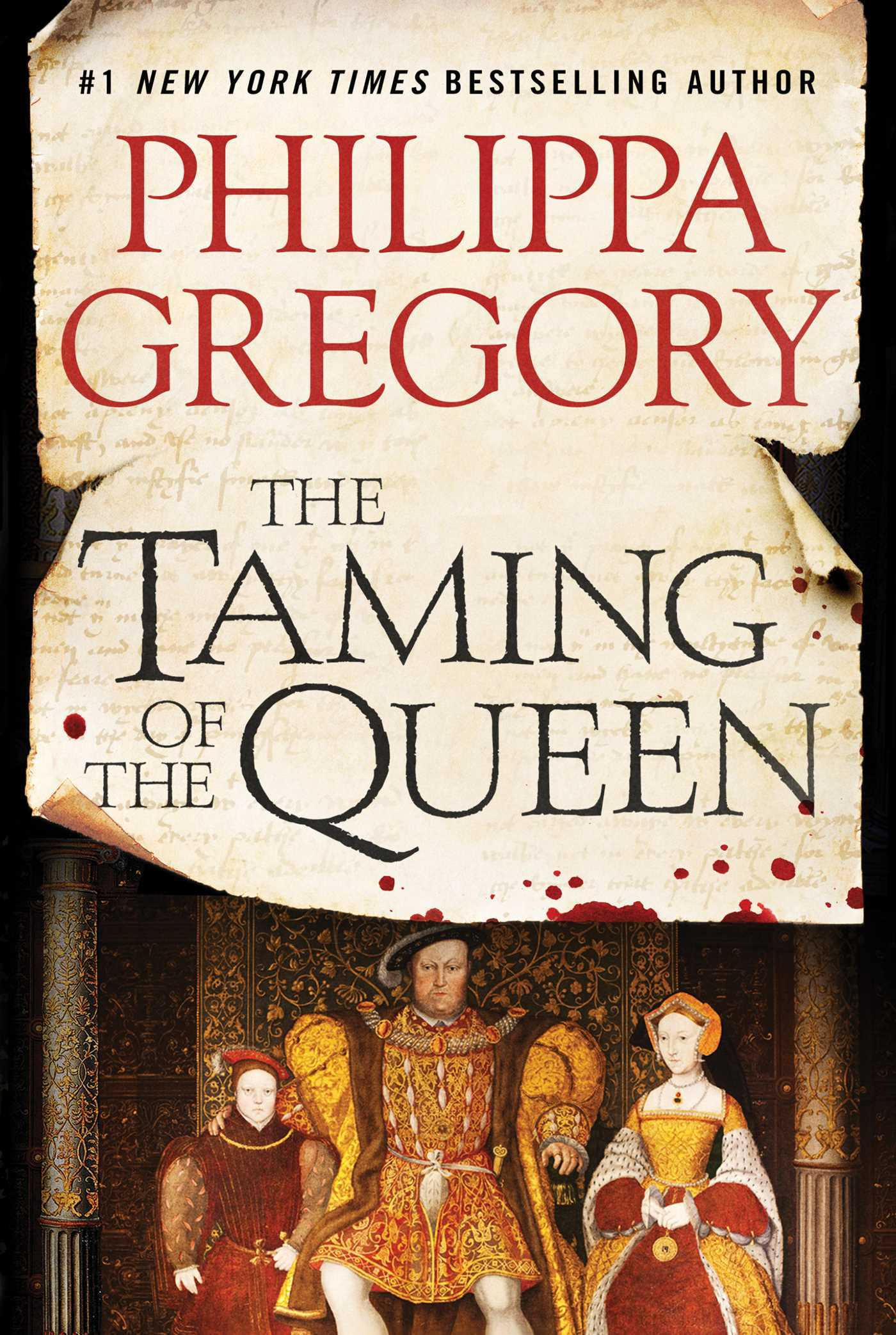 The Taming of the Queen US Cover