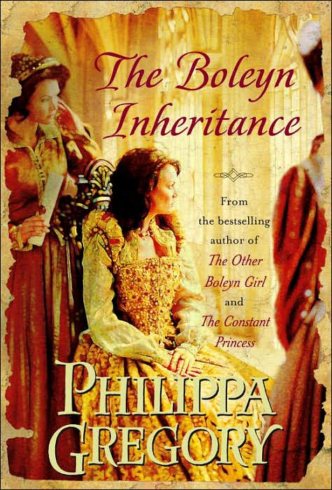 The Boleyn Inheritance US Cover