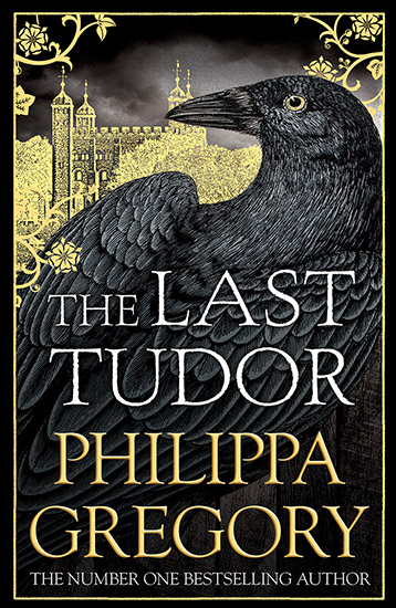 The Last Tudor UK Cover